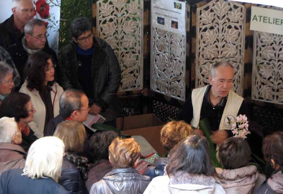 j 39 ai visit pour vous l 39 exposition de chauray sur les orchid es 14 f vrier 2014 sfo. Black Bedroom Furniture Sets. Home Design Ideas
