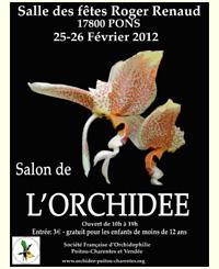 salon de l 39 orchid e pons compte rendu de l 39 exposition